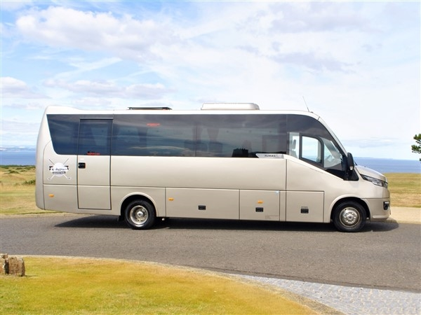 StAndrews EX Travel 8 seater1